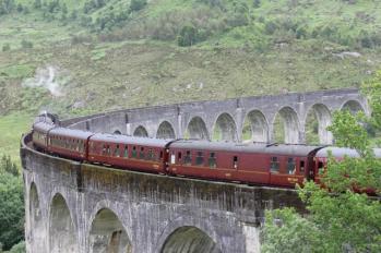 21 steam train from Mallaig