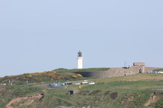 10 Torry Port Battery and lighthouse