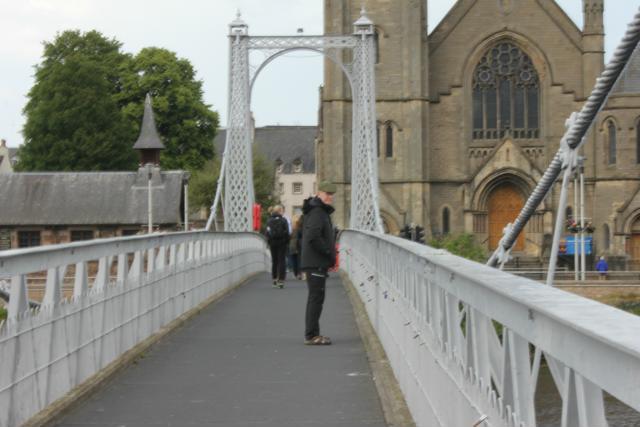 06 Inverness suspension bridge