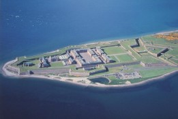 43 Fort George from above