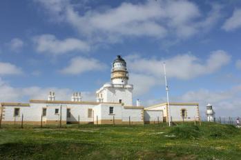 12 Kinnard Head Lighthouse and Castle