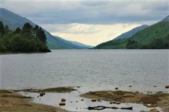 14 Loch Sheil where Bonnie Prince Charlie landed