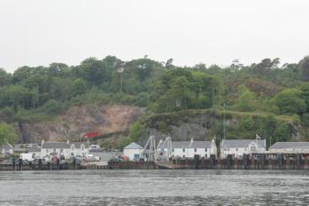 15 Ferry terminal at Port Askaig