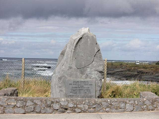 05 monument at Spanish Point