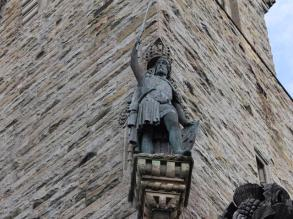 64 William Wallace statue on Monument