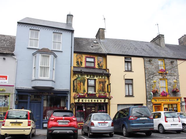 07 Ennistymon main street