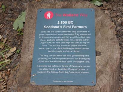 50 Scotland's First Farmers information