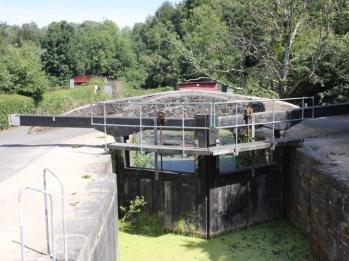 07 Lagan Canal Lock