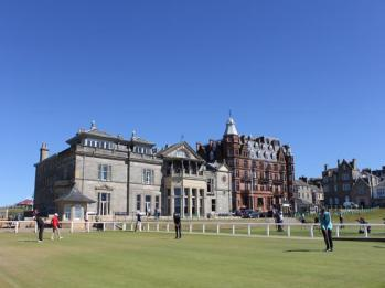 75 St Andrews Golf Course