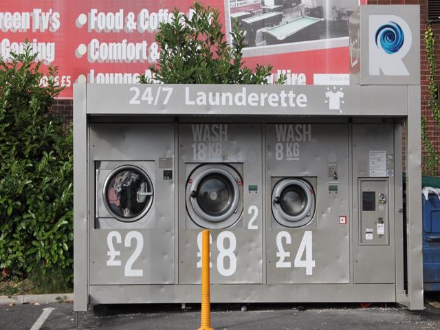 01 Laundrette in Belfast