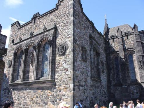 54 St Margaret's Chapel