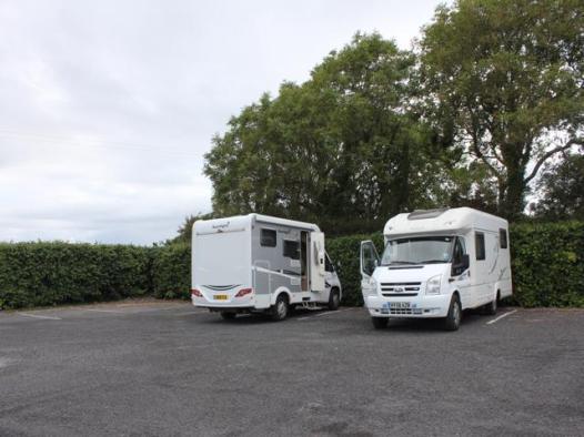 25 Campsite on N67 near Ballyvaughan
