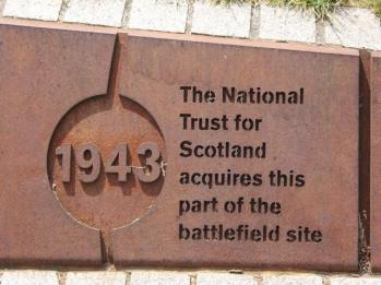 79 Year National trust acquires battlefireld