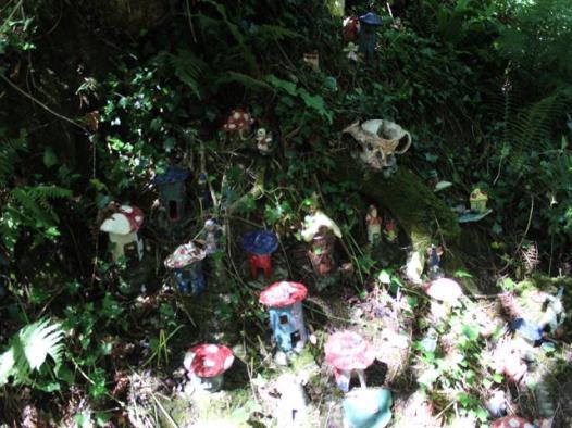 18 Enchanted Hallow Fairy Garden