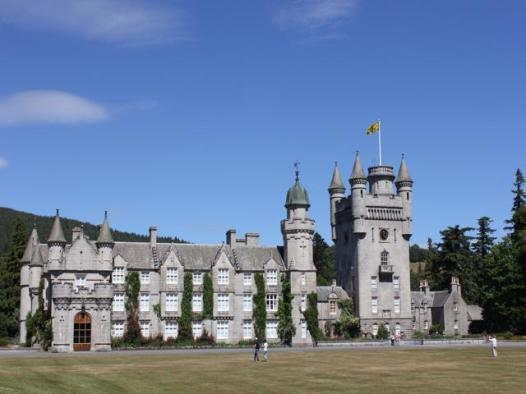 53 Balmoral Castle front