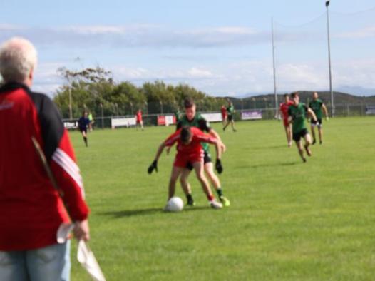 04 local game of Gaelic football