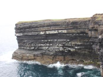 24 cliffs Downpatrick Head