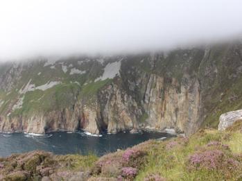 11 cliffs of Slieve League
