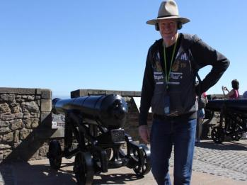 20 Ian at Argyle Battery