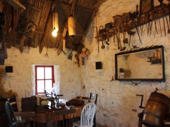 30 inside cottage