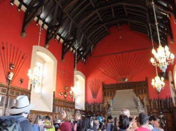 42 inside Great Hall