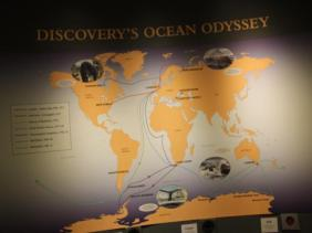 11 Discovery's Ocean Voyages