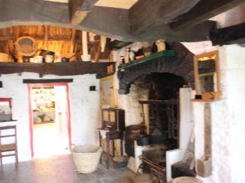 28 inside cottage