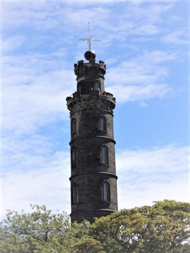 79 Nelson Monument time ball