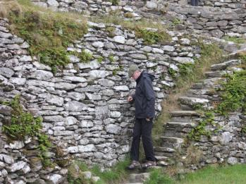 67 wall steps