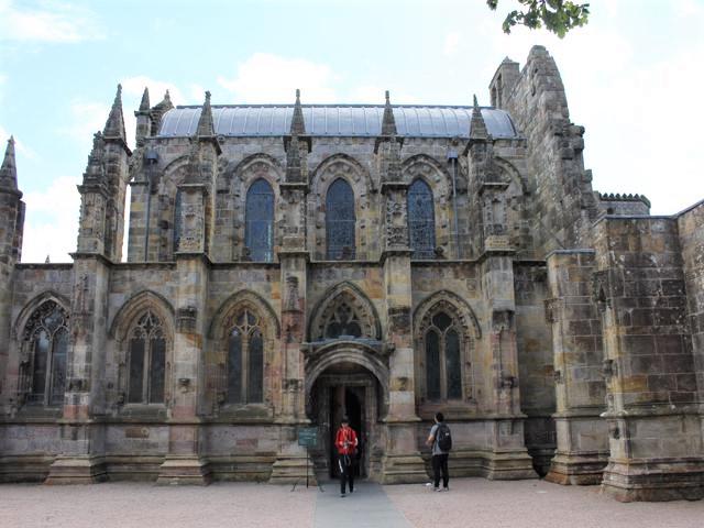 01 Rosslyn Chapel