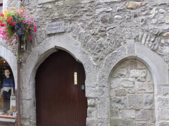 14 Kirwan's Lane doorways