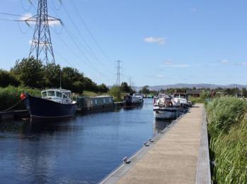 08 Canal beside Helix Park