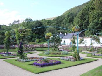 18 Victorian Walled Garden