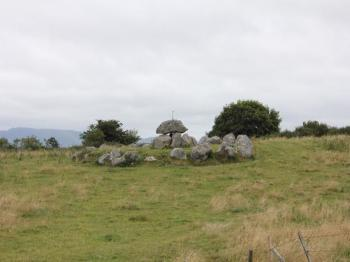 21 Carrowmore tomb