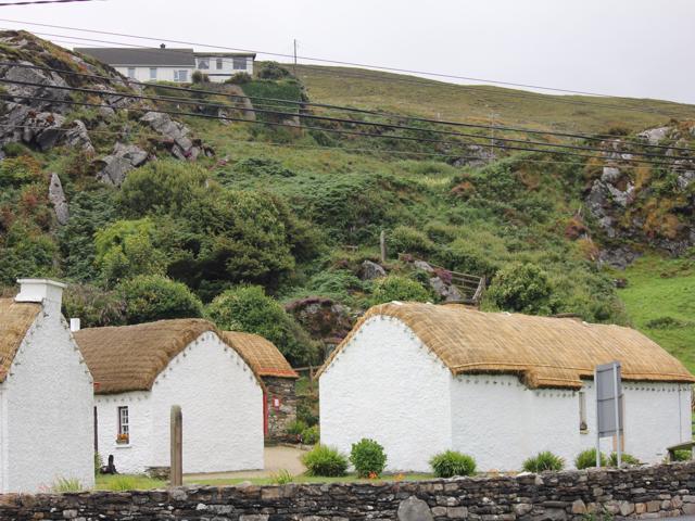 14 Glencolmcille Village