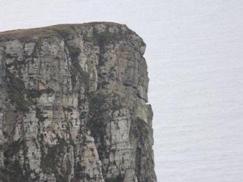 36 cliff at Horn Head