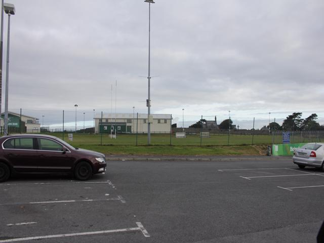 01 campsite at greyhound Racetrack Galway