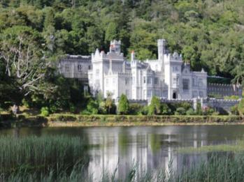 28 Kylemore Abbey Castle