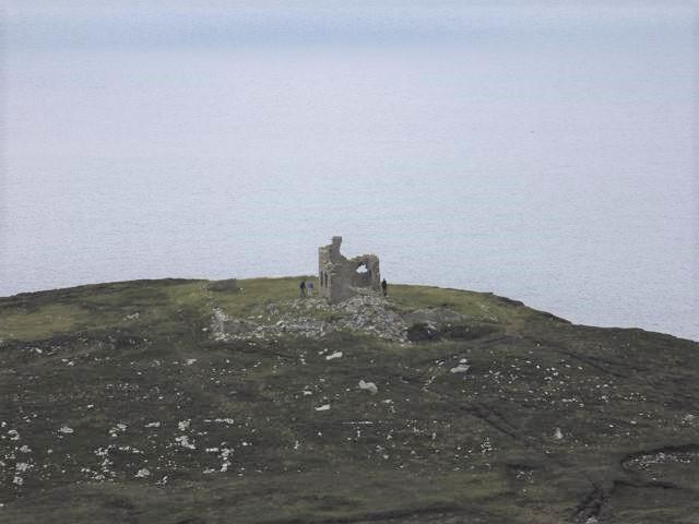 34 ruins at Horn Head