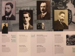 33 prisoners who were excuted at Killmainham Gaol
