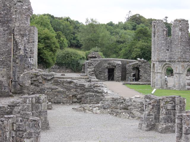 17 Old Mellifont Abbey ruins