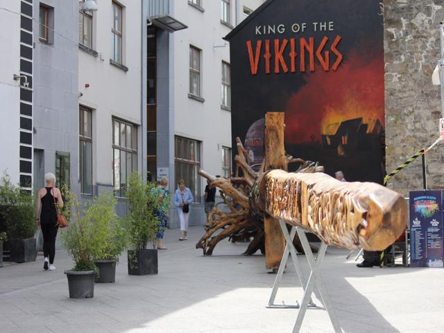 27 Viking Sword