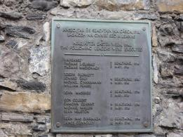 19 plaque of executions