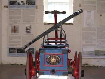 29 pump used for fires
