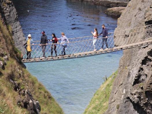 48 rope bridge