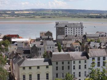 13 Youghal from walls