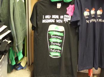 14 t-shirt from The English Markets