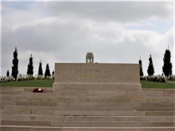 03 Plaque at Australian National Memorial