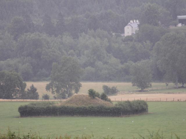 22 Newgrange mound