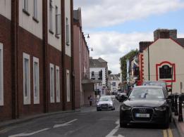19 street where postcard artist lived
